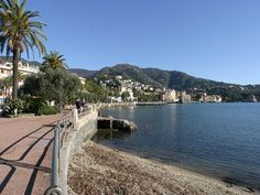 Rapallo, Liguria, Italy