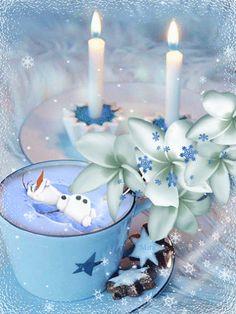 Merry Christmas Gif, Mickey Christmas, Christmas Animals, Blue Christmas, Beautiful Christmas, Christmas And New Year, All Things Christmas, Winter Christmas, Vintage Christmas