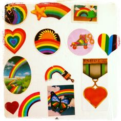 stickers 1980's - Google Search
