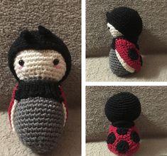 Ladybug made by Celi