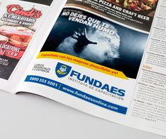 Aviso Revista Fundaes Humo