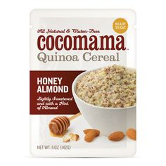 Honey Almond Quinoa 6 Pack, $21.75, now featured on Fab.