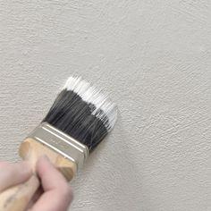 In 2 stappen een betonlook muur! | My Industrial Interior Dyi Bathroom Remodel, Home Upgrades, Rustic Walls, Industrial Interiors, My Room, Interior Decorating, New Homes, Diy, Color