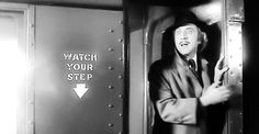 young frankenstein black and white gif Ernest Hemingway, Black And White Gif, Young Frankenstein, Fabulous Quotes, Animated Gif Maker, Thanks For The Memories, Admit One, Hooray For Hollywood, Political Memes