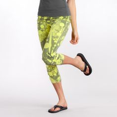 Ahimsa Capri   Vickerey Sunnies, Cool Outfits, Capri Pants, Om, Eco Friendly, Bunny, Clothes, Vintage, Fashion