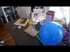 ▶ A working model steam engine kids can make - YouTube