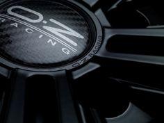 "Cortina 20"" Matt Black - Carbon Fiber Hubcap detail #OZRACING #ALLTERRAIN #CORTINA #RIM #WHEEL"