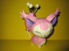 Pokemon Papercraft