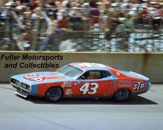 RICHARD PETTY #43 STP DODGE CHARGER 1977 MICHIGAN 8X10 PHOTO NASCAR WINSTON CUP | eBay