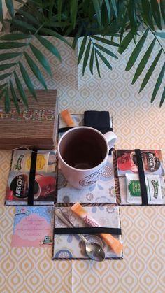 Caja de café personalizada