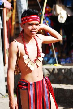Igorot (Baguio City) Philippines Culture, Philippines Food, Banaue, Baguio City, Culture Clothing, Bikinis, Swimwear, Tagalog, Colonial