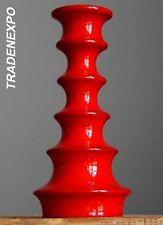 RETRO Vintage 60-70's STEULER by Cari Zalloni Candle Holder German Fat Lava Vase