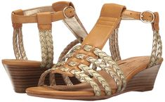 Aerosoles Women's Bittersweet Wedge Sandal >>> You can find more details by visiting the image link. (This is an affiliate link) #sandalsoftheday