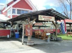 Cold Hollow Cider Mill- Waterbury VT