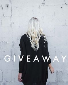 Happy Wednesday!! Needing a cute black sweater!? Enter this week's giveaway for a chance to win one!  1. Go to http://triplethreadco.com/giveaway 2. Submit one or all entry options  3. Enter once daily and winner will be announce Friday afternoon!! Good luck!!