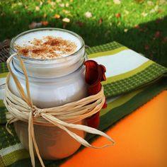 Pumpkin Spiced Vanilla Protein Drink!