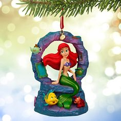 Ariel Singing Christmas Decoration