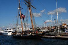 Tall Ships in Newport