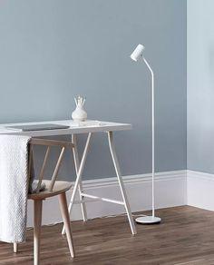 301568-Belid-Tyson-Gulvlampe-Hvit_m Table, Furniture, Design, Home Decor, Decoration Home, Room Decor, Tables, Home Furnishings