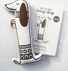 Make Your Own Long Dogs are finally back in the shop! But this time he's joined by two more friends. You can now make your own mini...