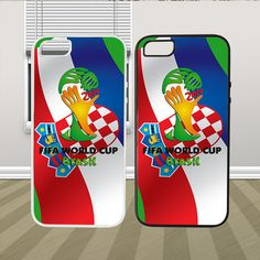 Croatia Flag Word Cup Brazil HYBRID iPhone 5 5s 5c Case - PDA Accessories