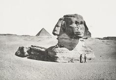 The Great Sphinx...Older than you think