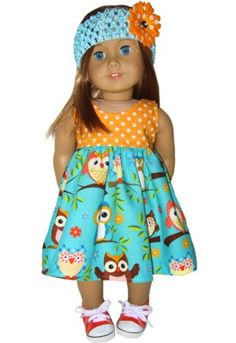 18 inch doll clothes-Silly Monkey
