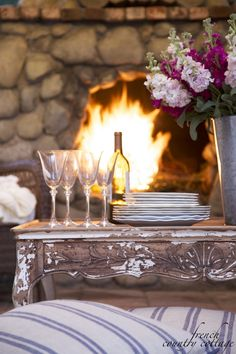 #butterflyhabits #relationship #advice: reignite love with savvy hints ... check out www.fannyritter.com        ----       FRENCH COUNTRY COTTAGE: Shabby antique table