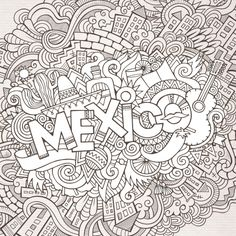 Cinco de Mayo activities for everyone. Get this printable PDF coloring page and have hours of fun. Share with others. #cincodemayo