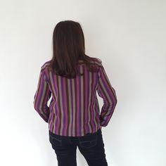 Ruffle Blouse, Silk, Shirts, Tops, Women, Fashion, Moda, Shell Tops, Shirt
