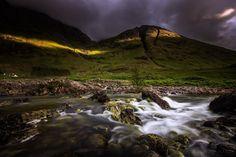 Glen Coe - Mountains & Light