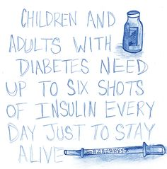 Children and adults with diabetes need up to six shots of insulin every day just to stay alive. Diabetes technology has come a long way, largely due to the work of advocates.