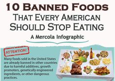 10+Banned+Foods+That+Every+North+American+Should+Stop+Eating+Immediately+(Infographic)