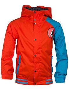 Volcom Supernatural Insulated Jacket Boys