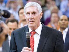 Former Utah Jazz coach Jerry Sloan suffering from Parkinson's disease