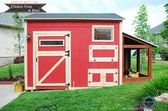 Chalkboard Blue: Chicken Coop/Shed
