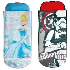 #Win a Cinderella or Star Wars Ready Bed #Giveaway #competition @SerenityYou #kids #sleepover