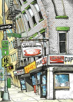Illustration by Tommy Kane