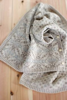 pale colourwork