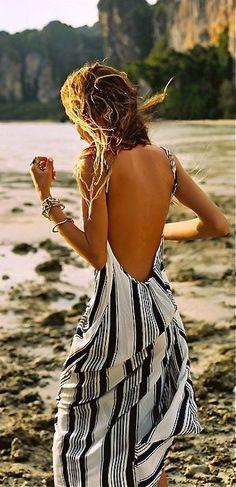 Beautiful summer dress <3 maxi dress #anna7891 #style for women #womenfashionwww.2dayslook.com by ajct
