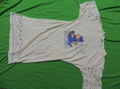 Sleepshirt Bär Gr.140