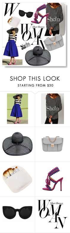 """""""Shein 6"""" by zina1002 ❤ liked on Polyvore featuring Sarah Jessica Parker"""