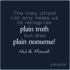 Discernment #lds