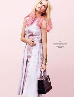 I AM FASHION !!!: Elle Mexico August 2012 Editorial