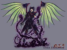 Legend of Dragoon - Rose the Dark Dragoon