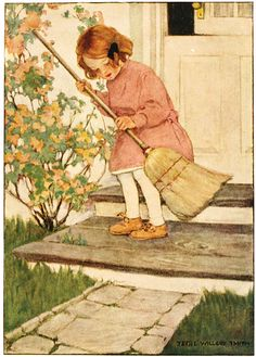 Jessie Willcox Smith Biography >> Book Illustrations