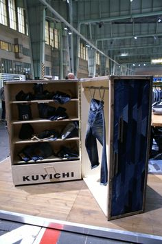 Best of Berlin, KUYICHI, Denim, pinned by Ton van der Veer