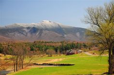 Mount Mansfield, from Cambridge, VT