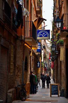 barcelona old quarter - Google Search