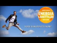 International friends supporting Pentti for Energy Ambassador!